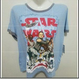 Disney Star wars t shirt